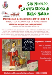 San Nicola Borgarello PV 6.12.2015