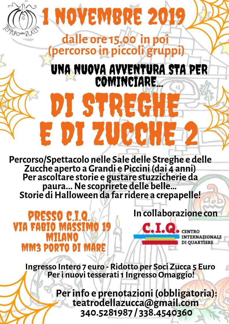 DI STREGHE E DI ZUCCHE 2