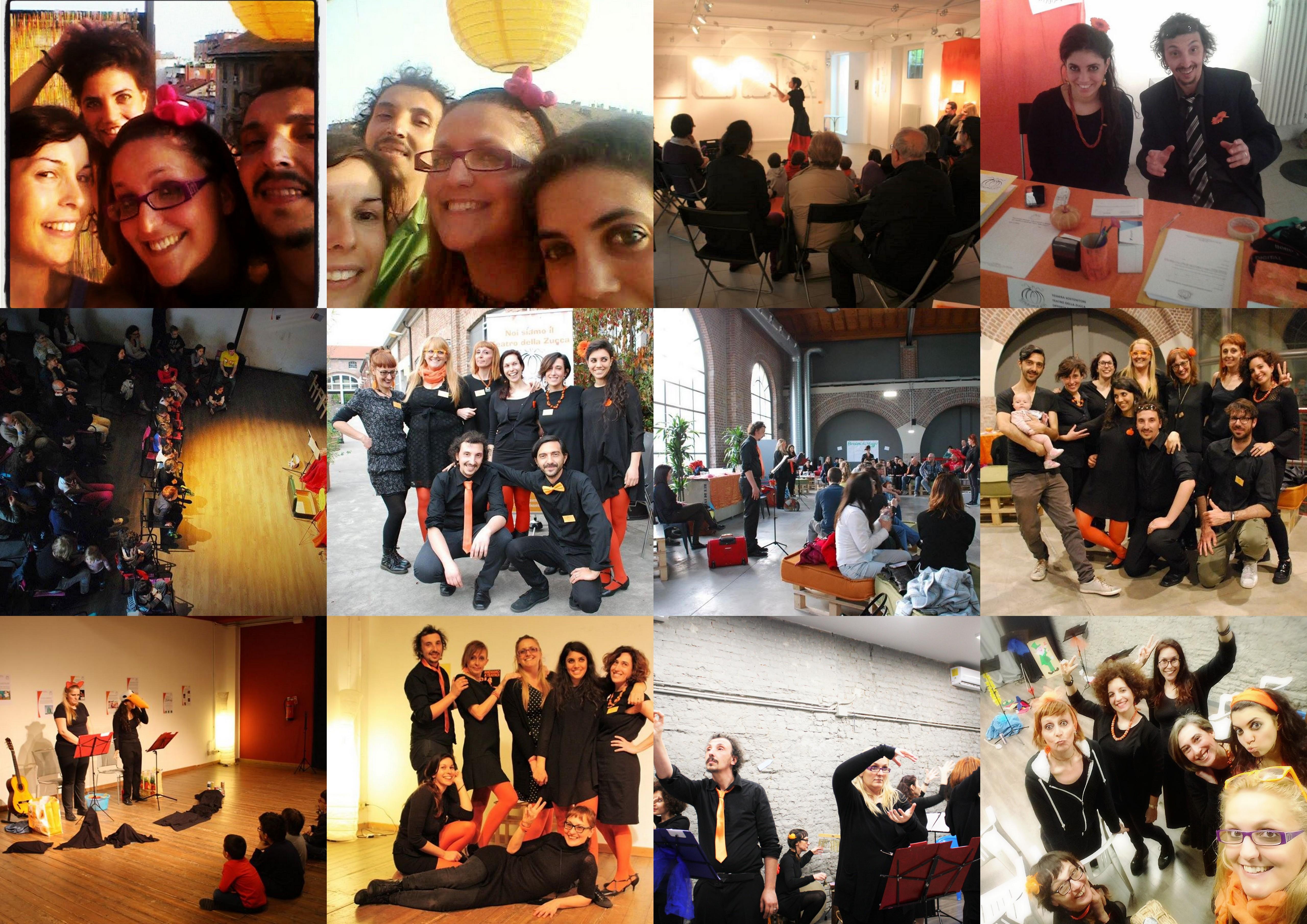 Collage Feste di Compleanno da 0 a 5